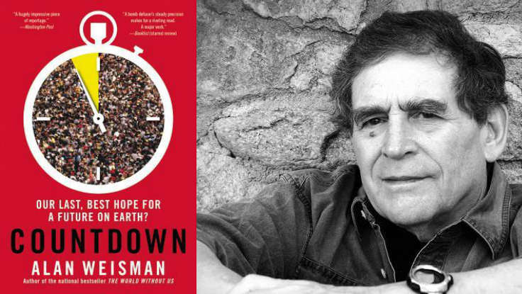 <em>Countdown</em> by Alan Weisman Wins <em>LA Times</em> Book Prize